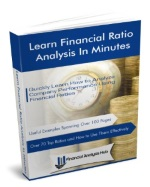 learn financial ratio analysis in minutes ebook